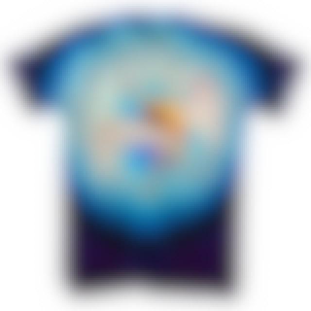 Led Zeppelin T-Shirt | Swan Song Icarus Tie Dye Led Zeppelin T-Shirt