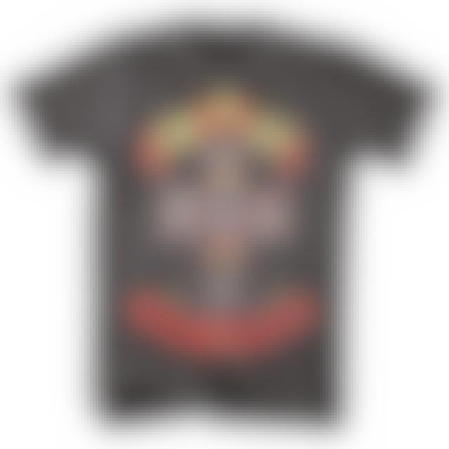 Guns N' Roses T-Shirt   Appetite For Destruction Cross Logo Guns N' Roses T-Shirt
