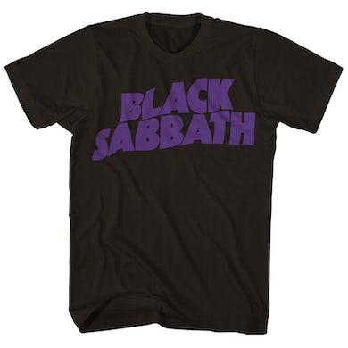 Black Sabbath T-Shirt | Master Of Reality Logo Black Sabbath T-Shirt