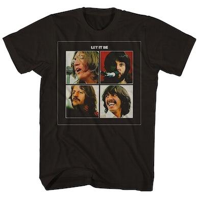 T-Shirt | Let It Be Album Cover Art The Beatles Shirt