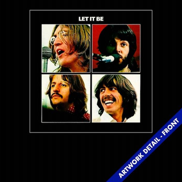 The Beatles T-Shirt | Let It Be Album Cover Art The Beatles T-Shirt
