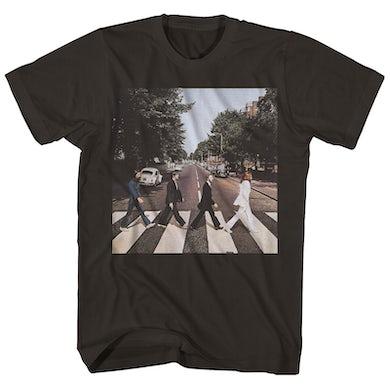 T-Shirt   Abbey Road Album Cover Art The Beatles Shirt