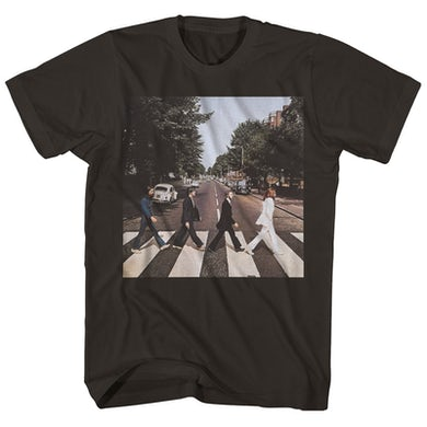 The Beatles T-Shirt | Abbey Road Album Cover Art The Beatles Shirt