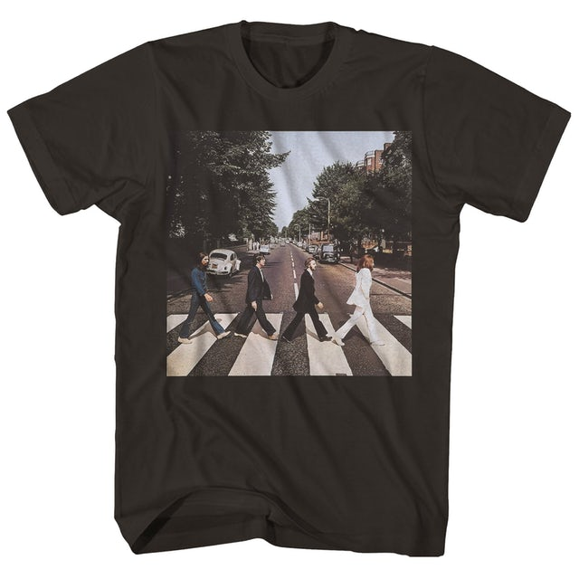 The Beatles T-Shirt | Abbey Road Album Cover Art The Beatles T-Shirt