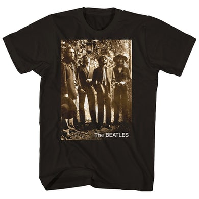 The Beatles T-Shirt | Final Photoshoot Vintage Portrait The Beatles T-Shirt