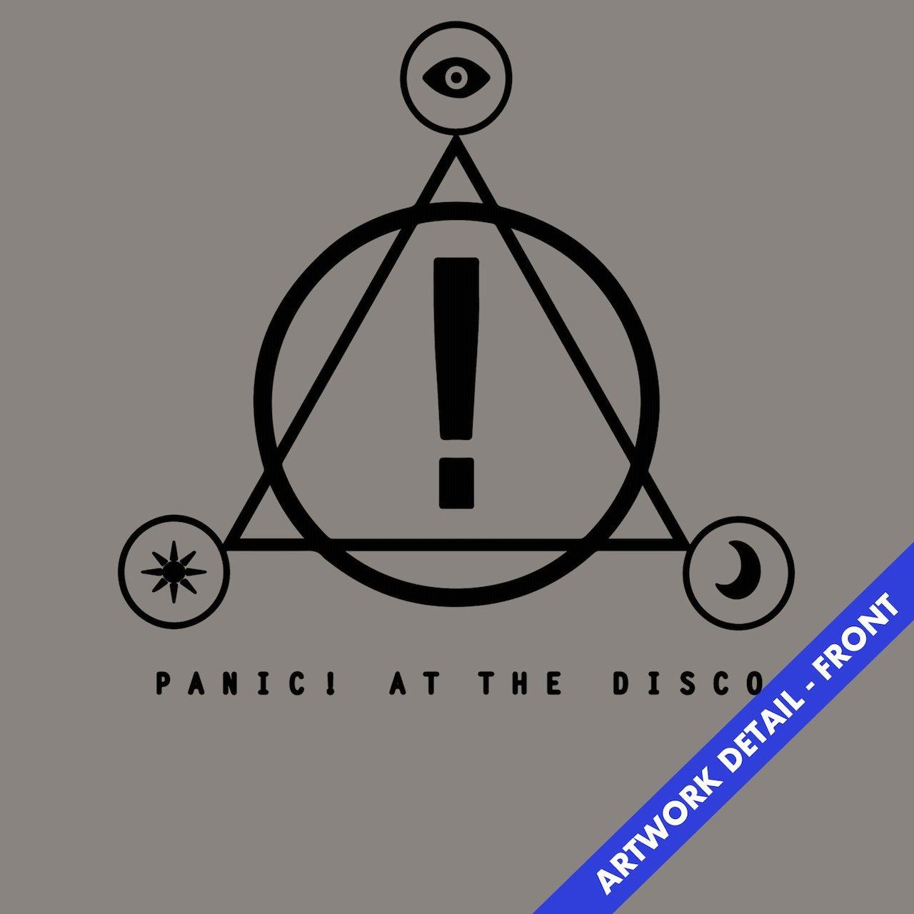 f15951171 T-Shirt | Symbol Logos Panic At The Disco T-Shirt