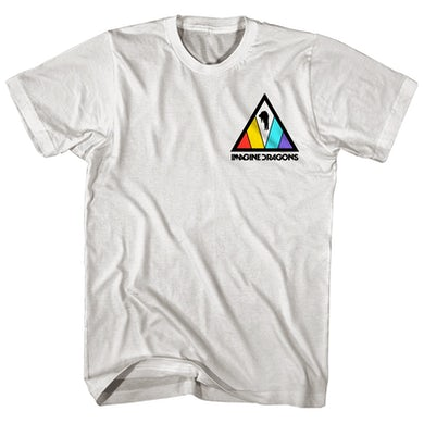 Imagine Dragons T-Shirt | Transcend Logo Imagine Dragons T-Shirt
