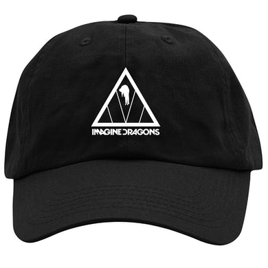 Imagine Dragons Hat | Evolve Tour Logo Imagine Dragons Hat