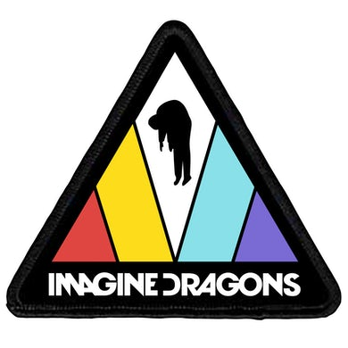 Imagine Dragons Patch | Transcend Logo Imagine Dragons Patch