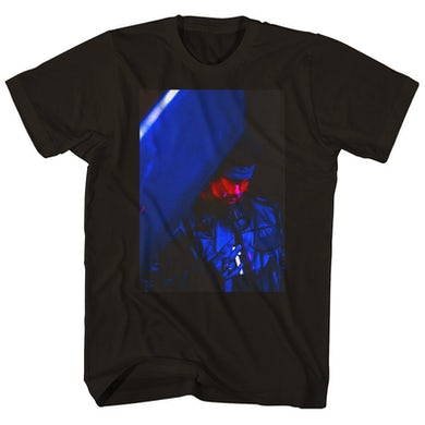 The Weeknd T-Shirt | P1 McLaren Neon The Weeknd Shirt