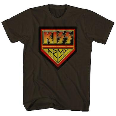 KISS T-Shirt | KISS Army Logo KISS Shirt