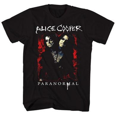 Paranormal Album Art Shirt