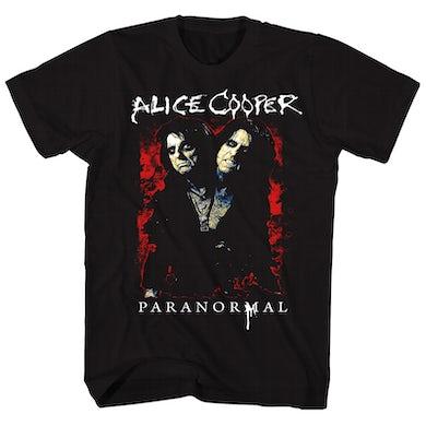 Alice Cooper T-Shirt | Paranormal Album Art Alice Cooper Shirt