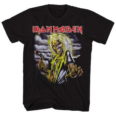 Iron Maiden T-Shirt | Killers Album Art Iron Maiden Shirt