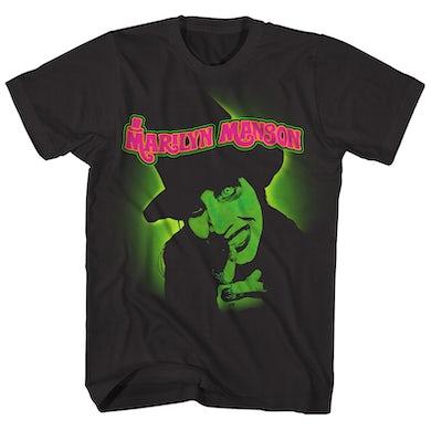 Marilyn Manson T-Shirt | Smells Like Children Album Art Marilyn Manson T-Shirt