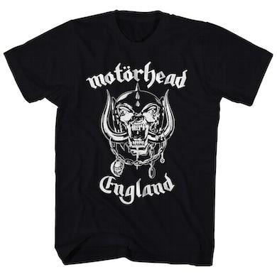 England Snaggletooth Shirt