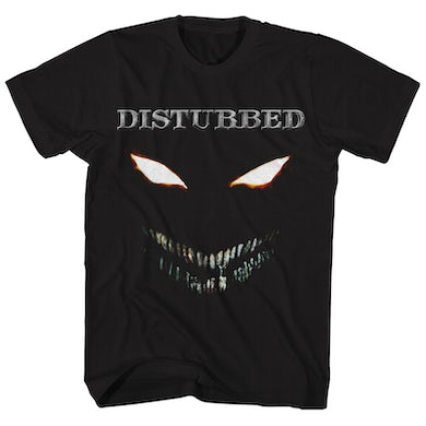 Disturbed T-Shirt | The Guy Scary Face Disturbed T-Shirt