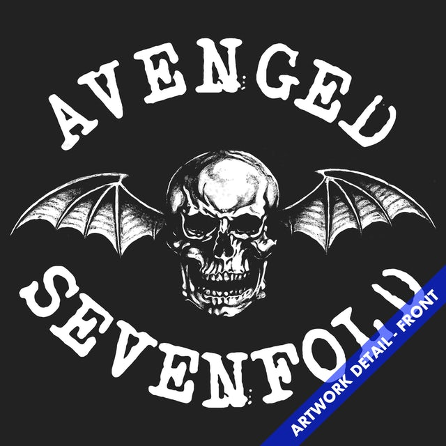 Avenged Sevenfold T-Shirt   Deathbat Logo Avenged Sevenfold T-Shirt