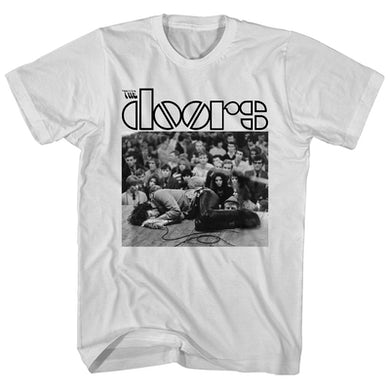 The Doors T-Shirt | Jim Morrison On Stage The Doors T-Shirt