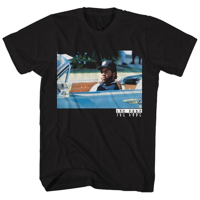 Ice Cube T-Shirt | Cruisin' Convertible Impala Ice Cube Shirt