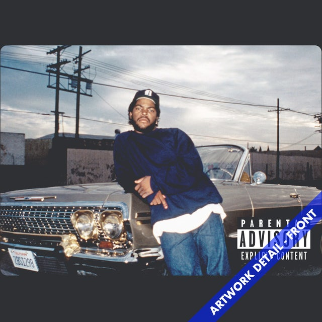 Ice Cube T-Shirt | Impala Lean Parental Advisory Ice Cube T-Shirt