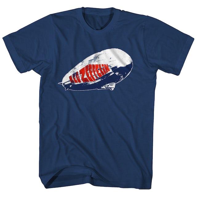 Led Zeppelin T-Shirt | Union Jack Led Zeppelin T-Shirt