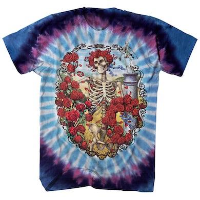Grateful Dead T-Shirt | Bertha 30 Years Celebration Tie Dye Grateful Dead Shirt