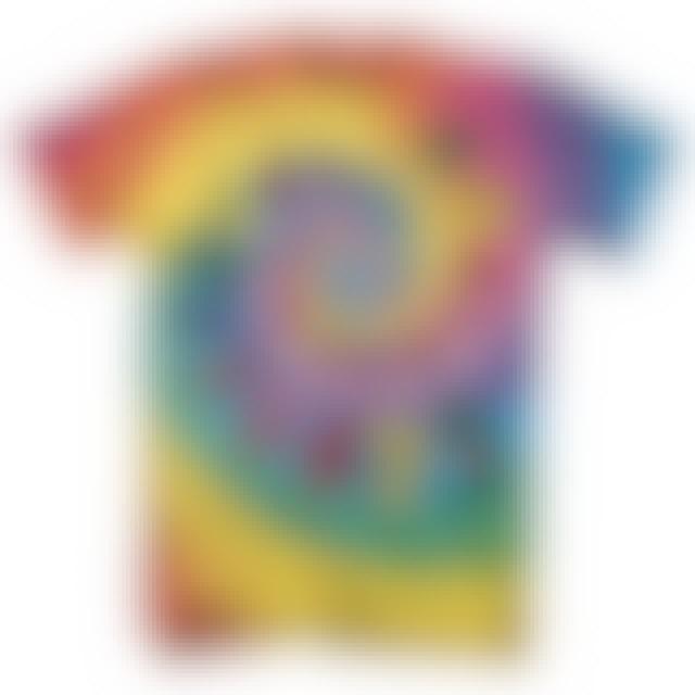 Grateful Dead T-Shirt   Dancing Bears Spiral Tie Dye Grateful Dead T-Shirt