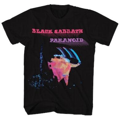 Paranoid Album Art T-Shirt