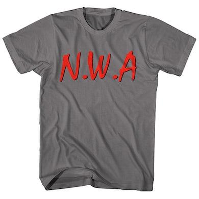 N.W.A. T-Shirt | Official Logo N.W.A. T-Shirt