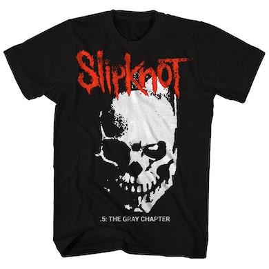 Slipknot T-Shirt | Skull & Tribal The Gray Chapter Slipknot Shirt