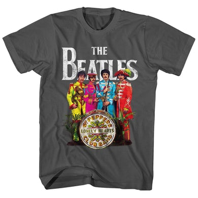 The Beatles T-Shirt | Sgt. Pepper's Band Portrait The Beatles Shirt