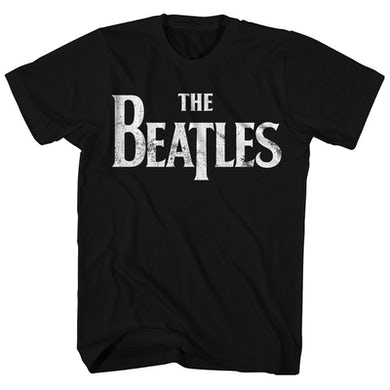 Classic Distressed Logo T-Shirt