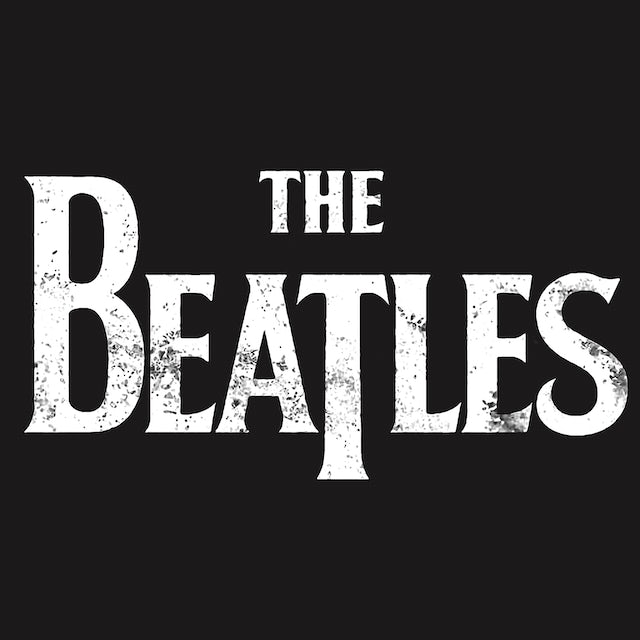 The Beatles T-Shirt | Classic Distressed Logo The Beatles T-Shirt