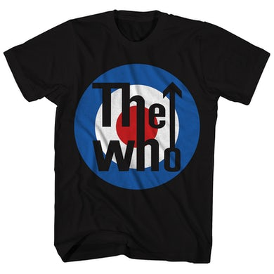 The Who T-Shirt | Official Logo The Who Shirt