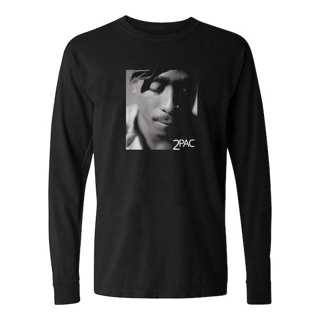 Tupac Long Sleeve Shirt | Expression of Mind Tupac Long Sleeve T-Shirt