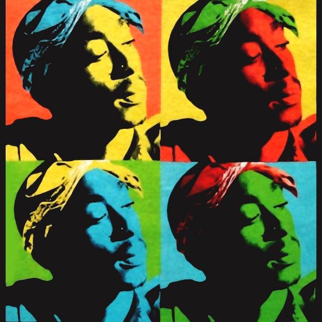 Tupac T-Shirt | Color Pop Art Tupac Shirt