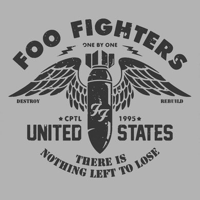detailed look 7ad9e 7b37d Official: Foo Fighters Shirts, Posters, Vinyl and Merch ...