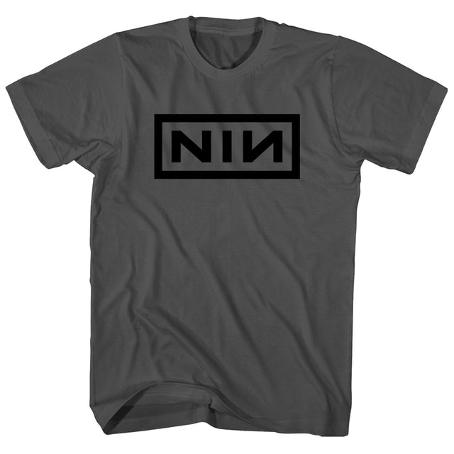 Nine Inch Nails T-Shirt | Official Box Logo Nine Inch Nails T-Shirt