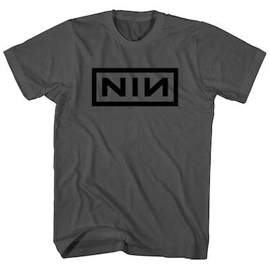 Nine Inch Nails T-Shirt | Official Box Logo Nine Inch Nails Shirt