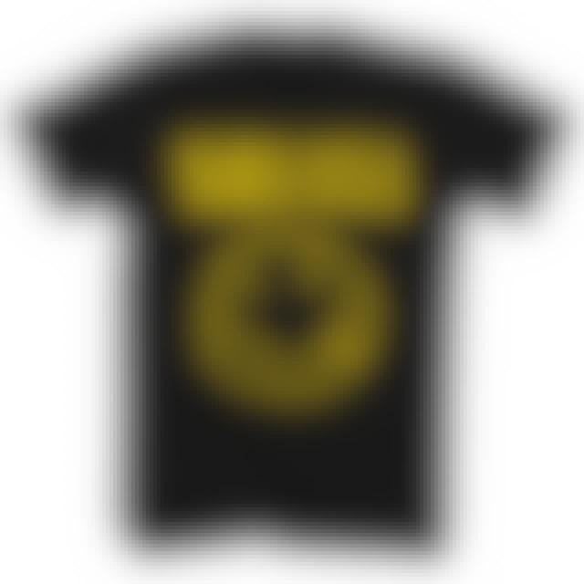 Nirvana T-Shirt   Smiley Face Logo One-Sided Nirvana T-Shirt