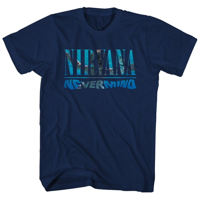 Nirvana T-Shirt | Nevermind Album Art Nirvana T-Shirt