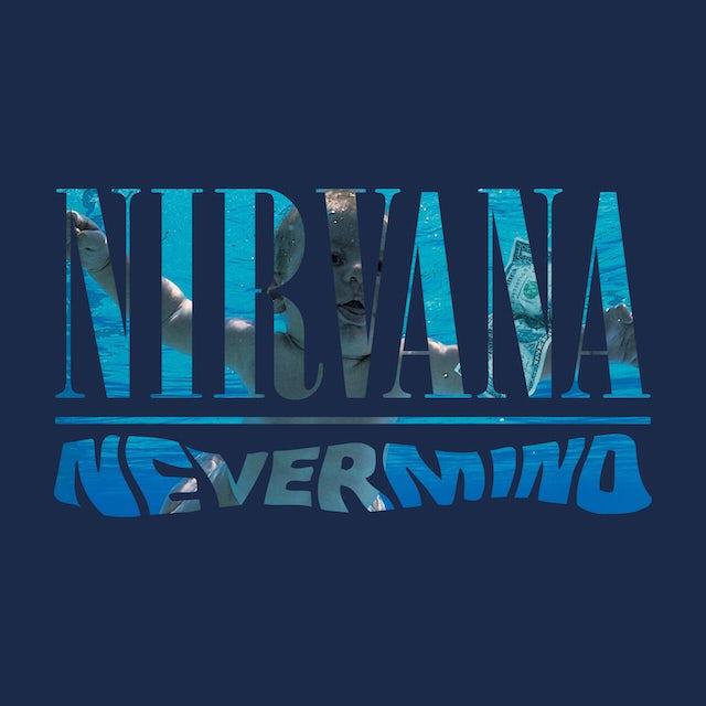 Nirvana T-Shirt | Nevermind Album Art Nirvana Shirt