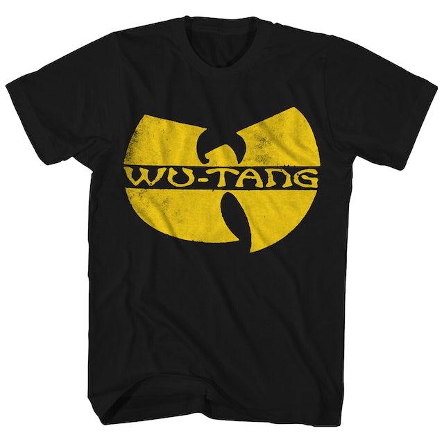 Wu-Tang Clan T-Shirt   Official Logo Wu-Tang Clan T-Shirt