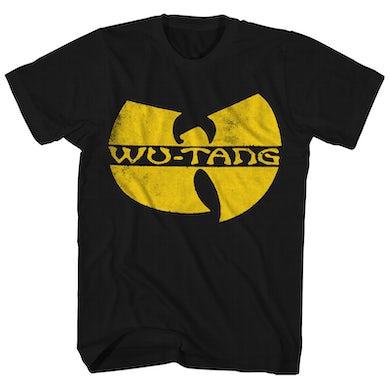 T-Shirt   Official Logo Wu-Tang Clan Shirt