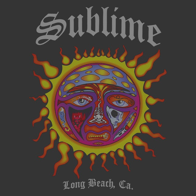Sublime T-Shirt | 40oz To Freedom Sun Logo Sublime T-Shirt