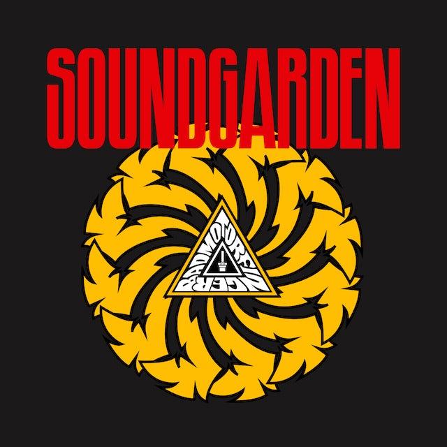 Soundgarden T-Shirt | Badmotorfinger Album Art Soundgarden T-Shirt