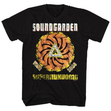 Soundgarden T-Shirt   Superunknown Tour Soundgarden Shirt (Reissue)
