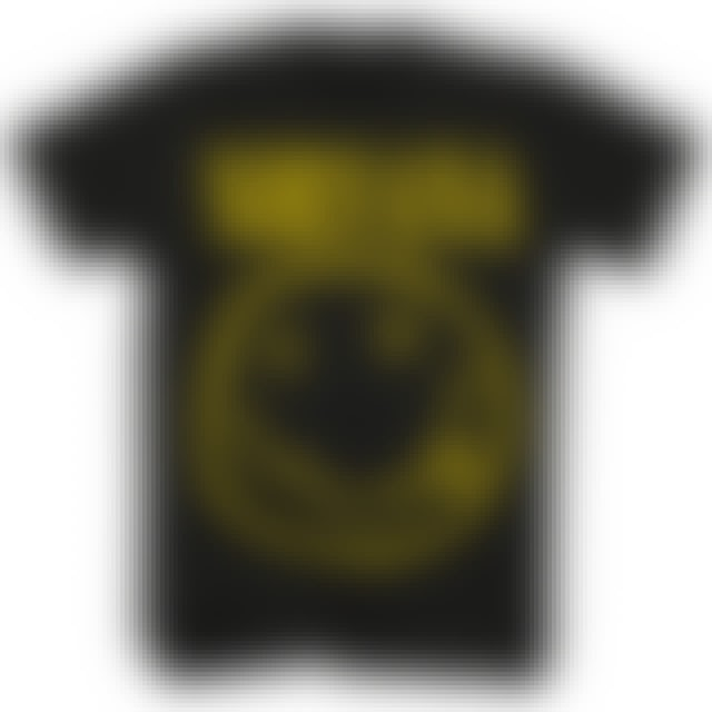 Nirvana T-Shirt | Official Smiley Face Logo Nirvana T-Shirt