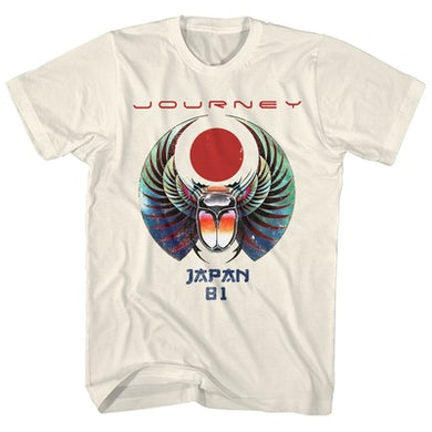 Japan Escape Tour '81 Shirt (Reissue)